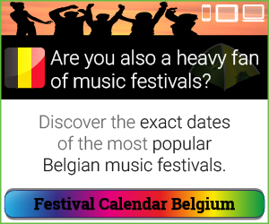 Discover the exact dates of the most popular music festivals 2017 in Belgium and The Netherlands. Bonus: GPS route description, smartphone, tablet.